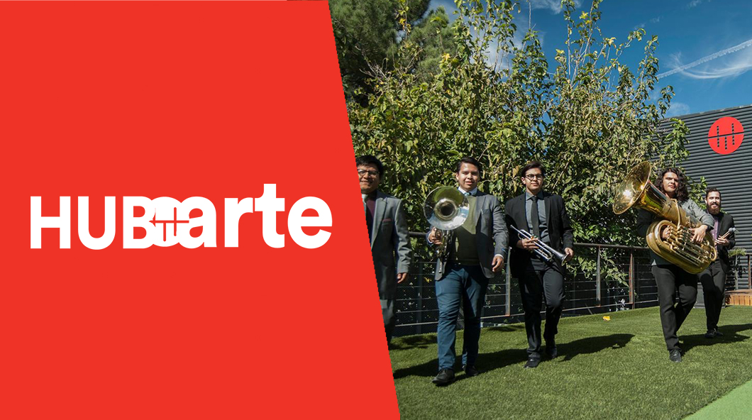 Debut Recital de Quinteto de Metales