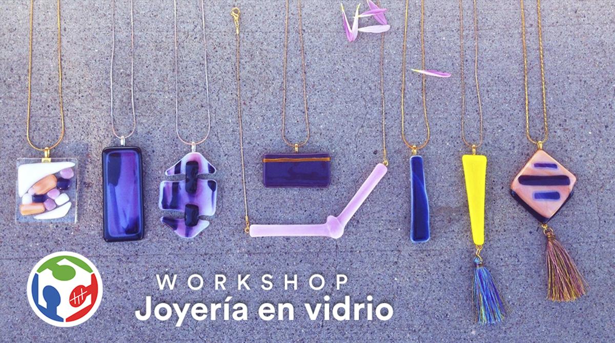 """""""Joyería en vidrio"""""""