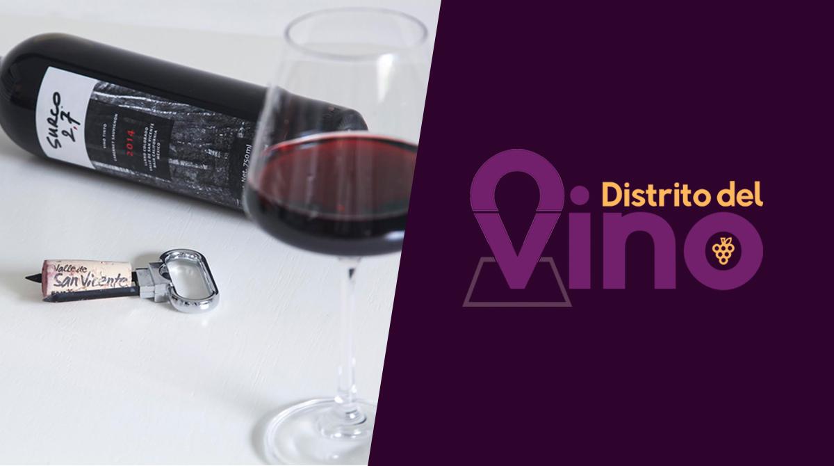 """Distrito del vino: """"El vino y la humanidad"""""""