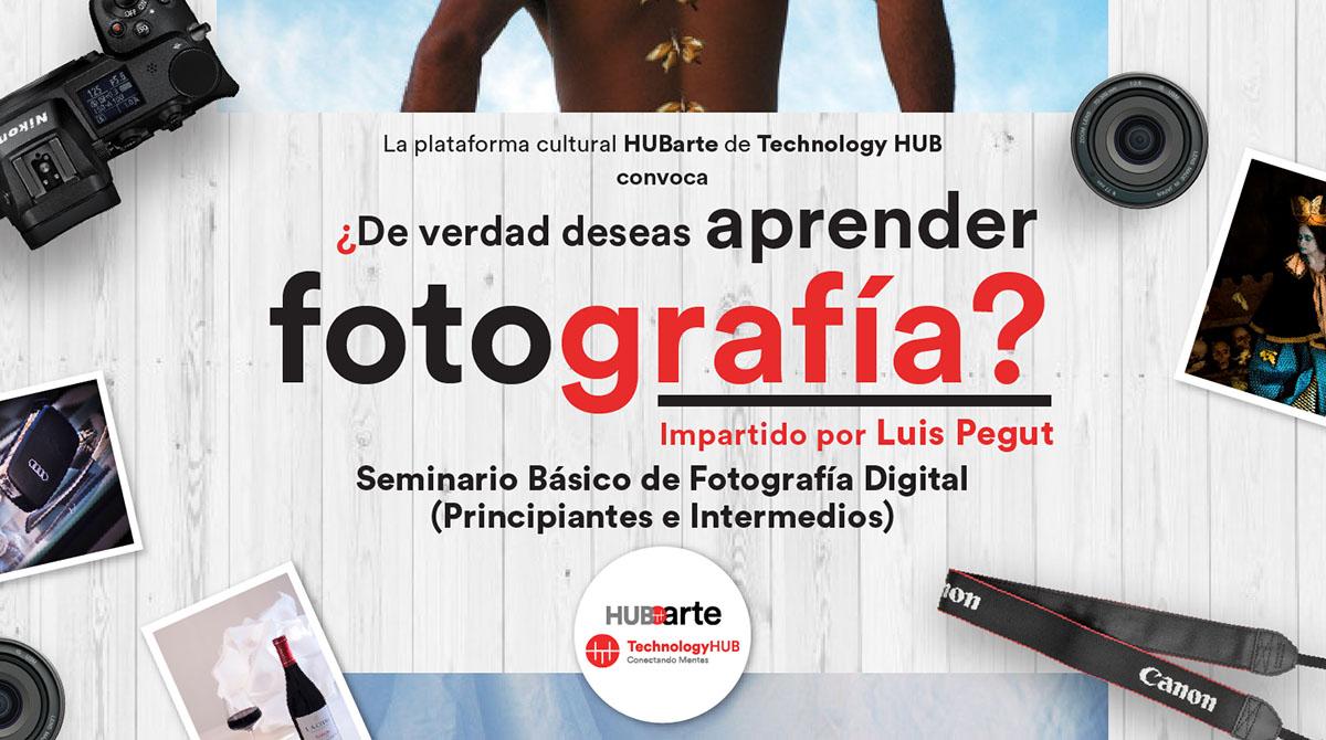 Seminario Básico de Fotografía Digital
