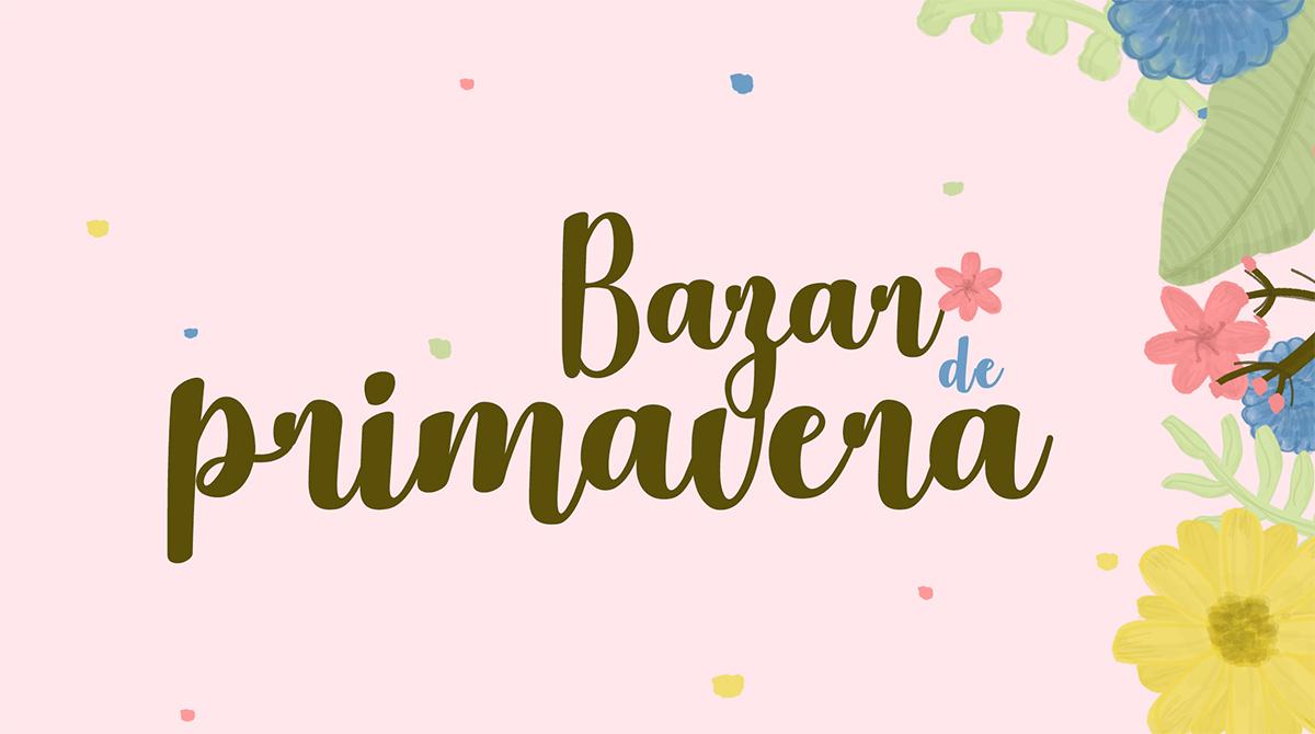Bazar de primavera 2019