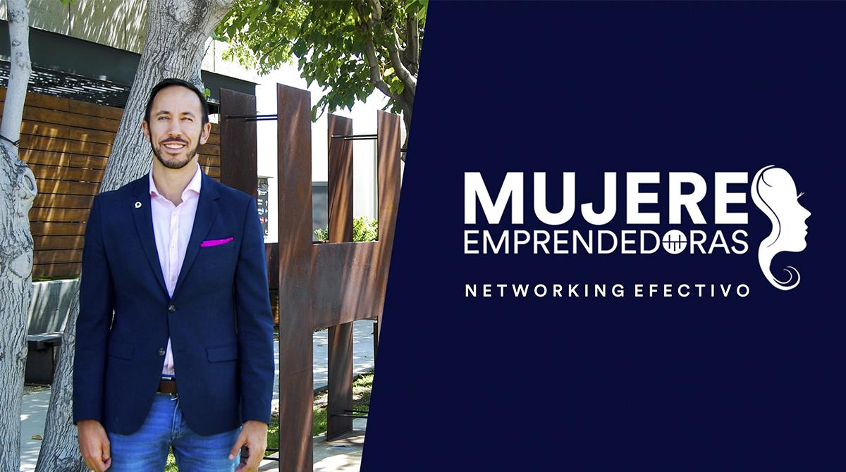"""Mujeres emprendedoras: """"Networking efectivo"""""""