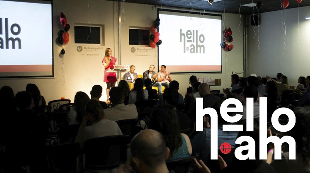 """Hello I am: """"Edición mayo"""""""