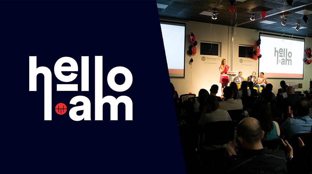 Hello I am: Edición diciembre