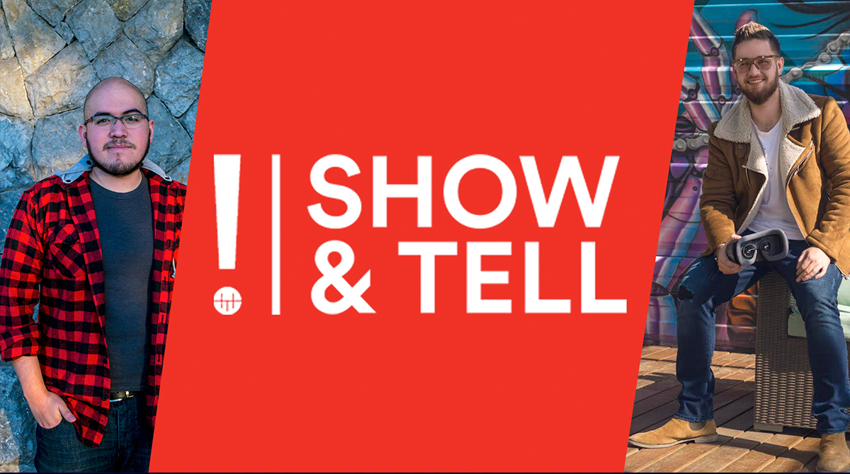 Show and tell: Edición enero
